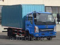 十通牌STQ5102XXYN4型厢式运输车