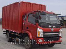 十通牌STQ5102XXYN5型厢式运输车