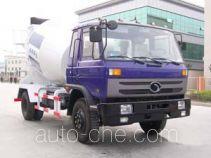 十通牌STQ5120GJB型混凝土搅拌运输车