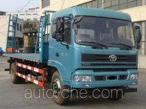 十通牌STQ5121TPB4型平板运输车