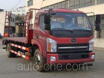 十通牌STQ5121TPBN4型平板运输车