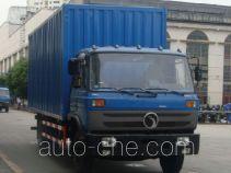 十通牌STQ5125XXY4型厢式运输车