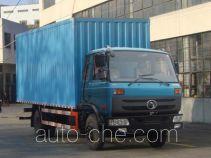 十通牌STQ5161XXYN4型厢式运输车