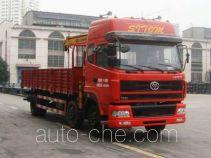 十通牌STQ5252JSQ3型随车起重运输车