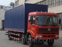 十通牌STQ5162XXY24型厢式运输车