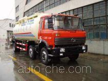 十通牌STQ5163GFL3型粉粒物料运输车