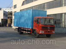 十通牌STQ5166XXY13型厢式运输车