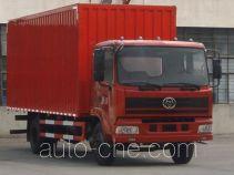 十通牌STQ5166XXY34型厢式运输车
