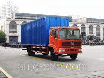 十通牌STQ5166XXY43型厢式运输车