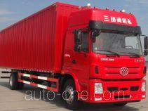 Sitom STQ5183XXYN5 box van truck
