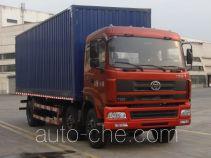 十通牌STQ5206XXY24型厢式运输车