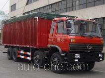 十通牌STQ5245CPYB3型蓬式运输车