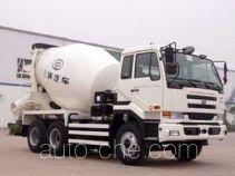 十通牌STQ5250GJB型混凝土搅拌运输车