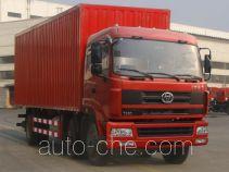 十通牌STQ5250XXY3D4型厢式运输车