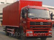 Sitom STQ5250XXYD4 box van truck