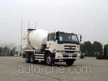 十通牌STQ5251GJB型混凝土搅拌运输车