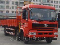 十通牌STQ5251JSQD4型随车起重运输车