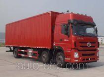 十通牌STQ5253XXYD5型厢式运输车