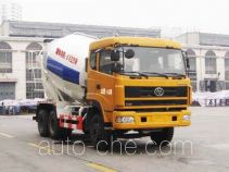 十通牌STQ5252GJB13型混凝土搅拌运输车