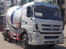 十通牌STQ5252GJB14型混凝土搅拌运输车