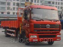 十通牌STQ5254JSQ4型随车起重运输车
