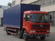 十通牌STQ5256XXYD4型厢式运输车