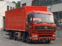 十通牌STQ5311XXYA5型厢式运输车