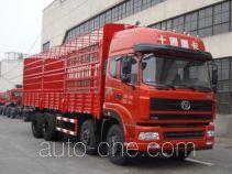 十通牌STQ5316CCYB4型仓栅式运输车