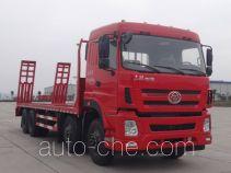 十通牌STQ5319TPBB5型平板运输车