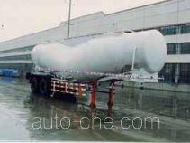 十通牌STQ9340GFL型粉粒物料运输半挂车