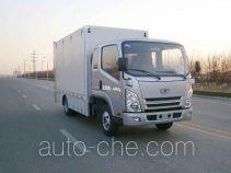 天野牌STY5040XDW型流动服务车