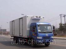 天野牌STY5160XLC型冷藏车