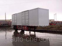 Tianye (Aquila) STY9130XXY box body van trailer