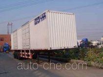Tianye (Aquila) STY9390XBW insulated van trailer