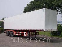 Tianye (Aquila) STY9400XXY box body van trailer