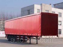 Tianye (Aquila) STY9402XXY box body van trailer