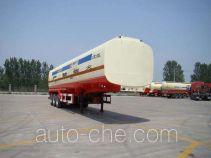 通亚达牌STY9407GHY型化工液体运输半挂车