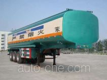 通亚达牌STY9408GHY型化工液体运输半挂车