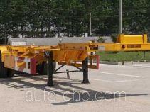 梁翔牌SV9400TJZ型集装箱运输半挂车
