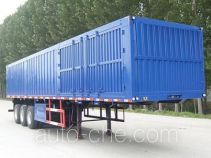 Liangxiang SV9400XXY box body van trailer