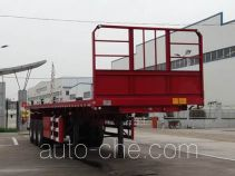 Liangxiang SV9402ZZXP flatbed dump trailer