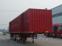 Liangxiang box body van trailer