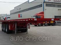 Liangxiang SV9405ZZXP flatbed dump trailer