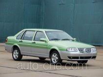 Volkswagen Santana SVW7182PQi dual-fuel car