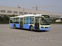 沃尔沃(VOLVO)牌SWB6120V4LE型城市客车