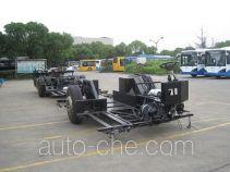 Sunwin SWB6127PHEV4 hybrid bus chassis