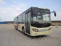 五洲龙牌SWM6111HEVG1型混合动力城市客车