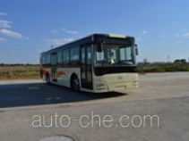 五洲龙牌SWM6113HEVG型混合动力城市客车