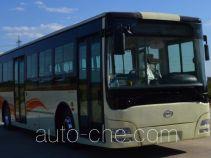 五洲龙牌SWM6113HEVG4型混合动力城市客车