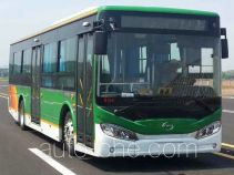 Wuzhoulong SWM6115EVG electric city bus